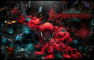 Ultimate Spiderman by Luis6594