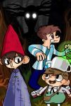 Over the Garden Wall by TheRealFry1
