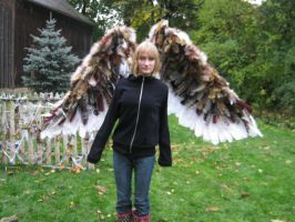 Maximum Ride Costume by No1fan15