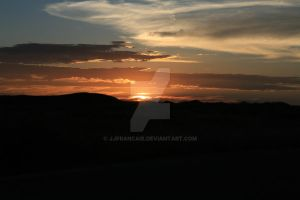Sunset in New Mexico by JJFrancais