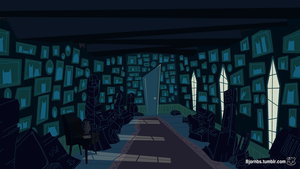 The Catxorcist Final Hallway by Captainfusion