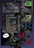 Killing Floor - Mr. Foster comes to town - page 1 by PaperMoon92