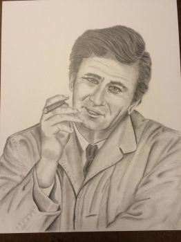 Columbo by SickyGreen
