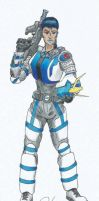 Only Human: Strongarm by dvandom