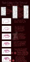 Eye Tutorial by Peach-Cobbler