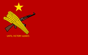 Battle Banner of the P.A.R by Party9999999