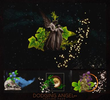 Dodging Angel  Texture Pack #10 by Lilith-Trash