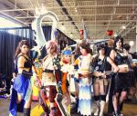 Final Fantasy Ladies by whremoans