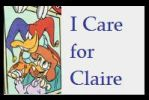 I Care for Claire Stamp by TechouNoPenki