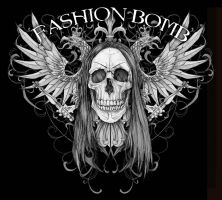 Fashion Bomb T-Shirt by MurderousAutomaton