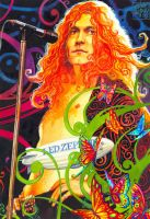 Led Zeppelin by oazen2008