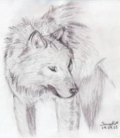 Canis Lupus by HermioneStar