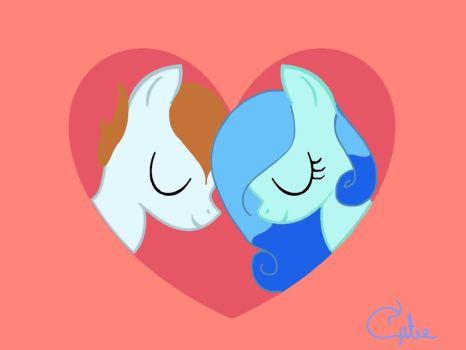 Happy Hearts and Hooves Day by XxCutiePie121xX