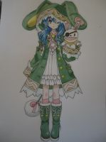 Yoshino by coderra4ever