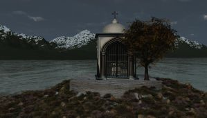 Funary Chapel by kabegami