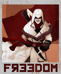 The Fall - Freedom Poster by Sard1Lorlade