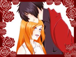 PG - Roses and Love by Blackcaress