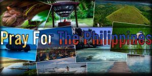 Pray for The Philippines by andrewbaay