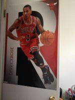 Derrick Rose Poster by xsheervanilla