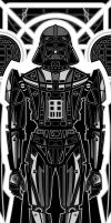 Darth Vader Robot by ron-guyatt