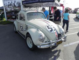 Bugstock 1 - Herbie the Love Bug by omega-steam