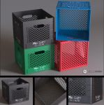 Free Plastic Crate (Freebie) by LuxXeon