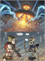 Masters of the Universe Thunder Punch He-Man pt 2 by Killersha