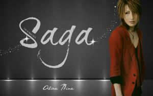 Alice Nine - Saga Wallpaper by Me-The-Manga-Fan101