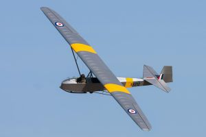Slingsby T-7 Cadet TX3 by Daniel-Wales-Images