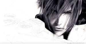 Noctis Lucis Caelum FFVXIII by guywhodoesart