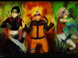 The New Team 7 by slvrflame19