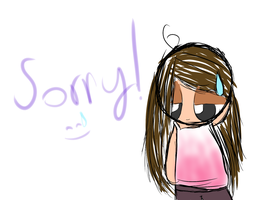 Sorry by Sonny122