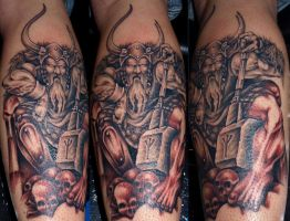 Thor 9 by DarkSunTattoo