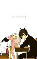 Just Be Friends by IDIOTcence