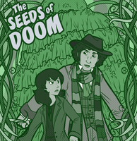 The Seeds of Doom by myst-saphyr