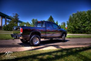 HDR Dodge Ram 2010 3 by Nebey