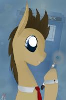 The doctor of time?! by A-happy-thought