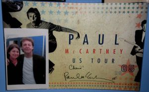 Sir Paul and Me plus autograph by rori77
