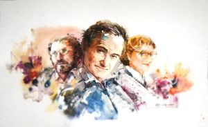 A Tribute to Robin Williams by Abstractmusiq