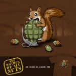 The Mother Of All Nuts - tee by InfinityWave