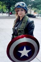 The First Avenger by sistersmischief