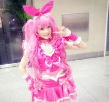 Cure Melody Cosplay from Heartcatch Precure! by Kimono-Time