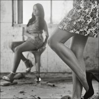 All About Legs - Meeting by marius-ilie