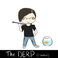 Reject Society - The DERP by dreaming-baka