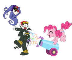 Jack Spicer Meets MLP by MattX16