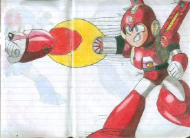 Megaman Rush Combined by LetsDanmaku