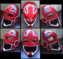 Captain Britain Mask by 4thWallDesign