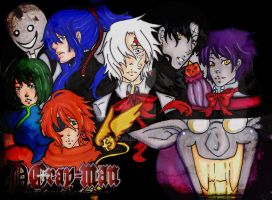 D. Gray Man Poster by Hinapouri