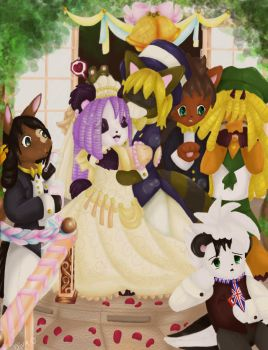 Plushie Chapel by divaqueen23