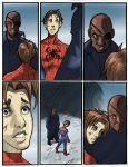 Ultimate spidey page by ERIC-B